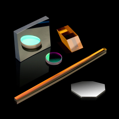 custom optics and optical coatings